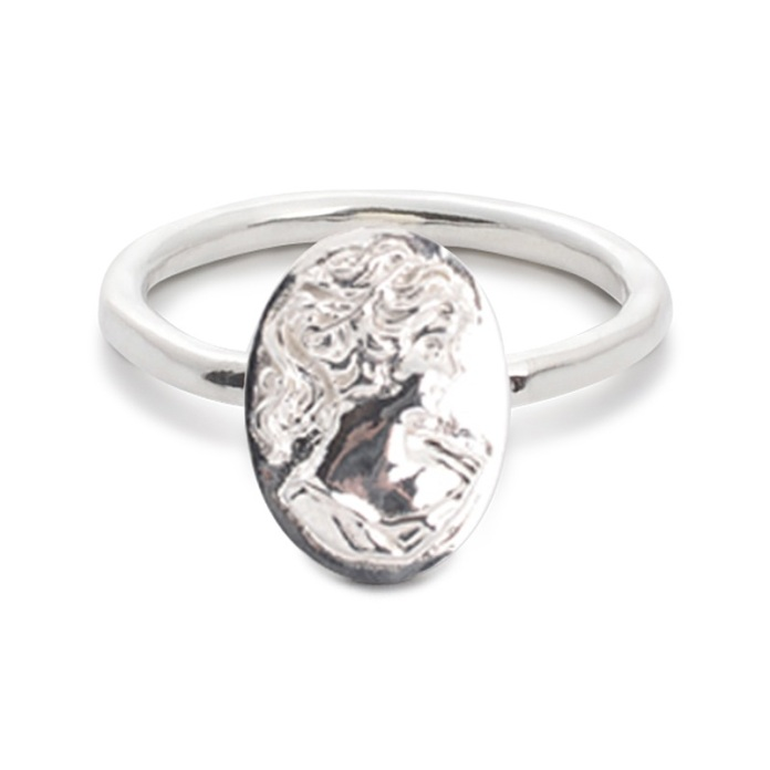 CAMEO RING CAR01 - sterling silver (2)