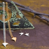 I Love a Lassie - Rose Thorn collection - Necklaces and Studs