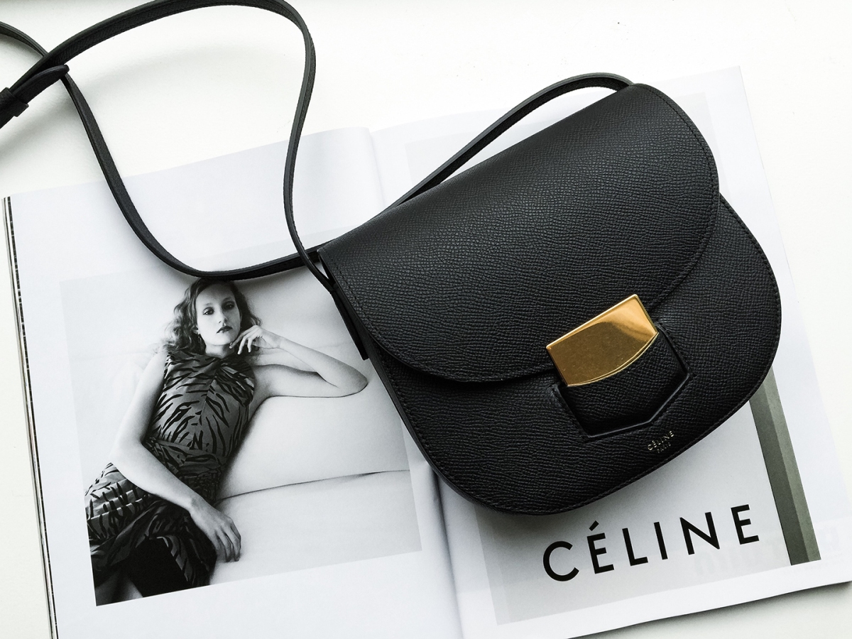 a4e755d9fcc3 Céline trotteur bag for less