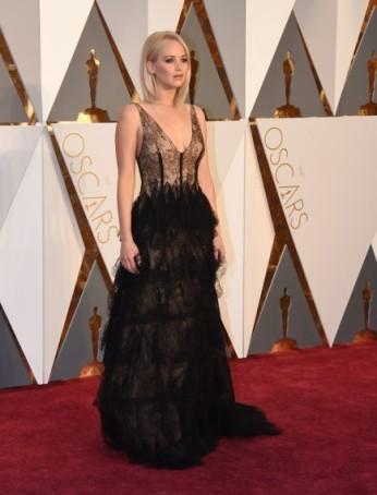 Jennifer Lawrence - Dior