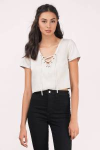 toast-hillside-sueded-lace-up-crop-top